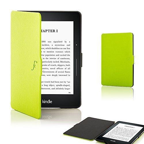 48 opinioni per Forefront Cases® Nuovo Amazon Kindle Voyage Smart Case Cover Custodia Caso