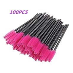 G2PLUS Disposable Eyelash Mascara Brushe...