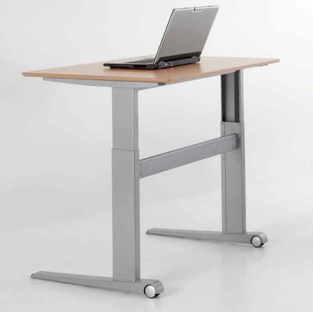 amazon com conset electric adjustable height office table desk 46 rh amazon com