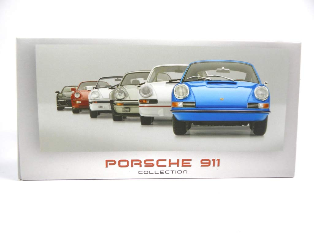 Atlas Porsche 911 Carrera 3.2 Type G 1984 red1 / 43 - Ref: 4018: Amazon.es: Juguetes y juegos
