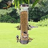 Salvaje Pájaro Colibrí Automático Alimentador Al Aire Libre Balcón Ornamental Pájaro Perfecto para Jardín Decoración Y Pájaro Buscando Al Amante De Las Aves. Cacoffay
