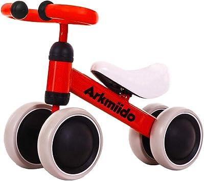 Oferta amazon: Bicicleta de Equilibrio para Bebés, Bici per Bambini,Baby Balance Bicicleta, Bicicleta Bebé sin Pedales Juguetes Bebes 1-3 años