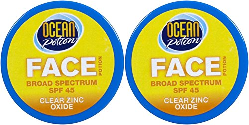 Ocean Potion Face Sunscreen