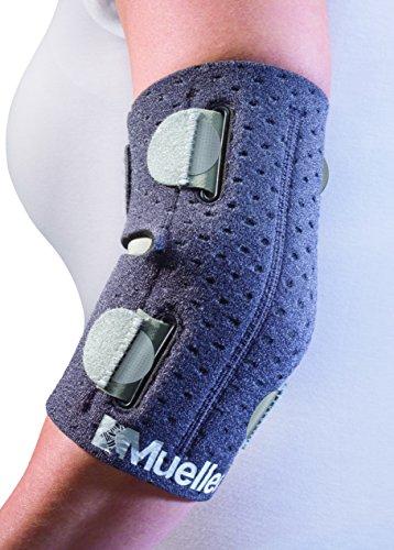 Mueller Sports Medicine Adjust-to-Fit Elbow Support, 0.29 Pound ()