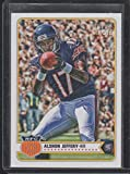 2012 Topps Magic Alshon Jeffery Bears Rookie Football Card #32