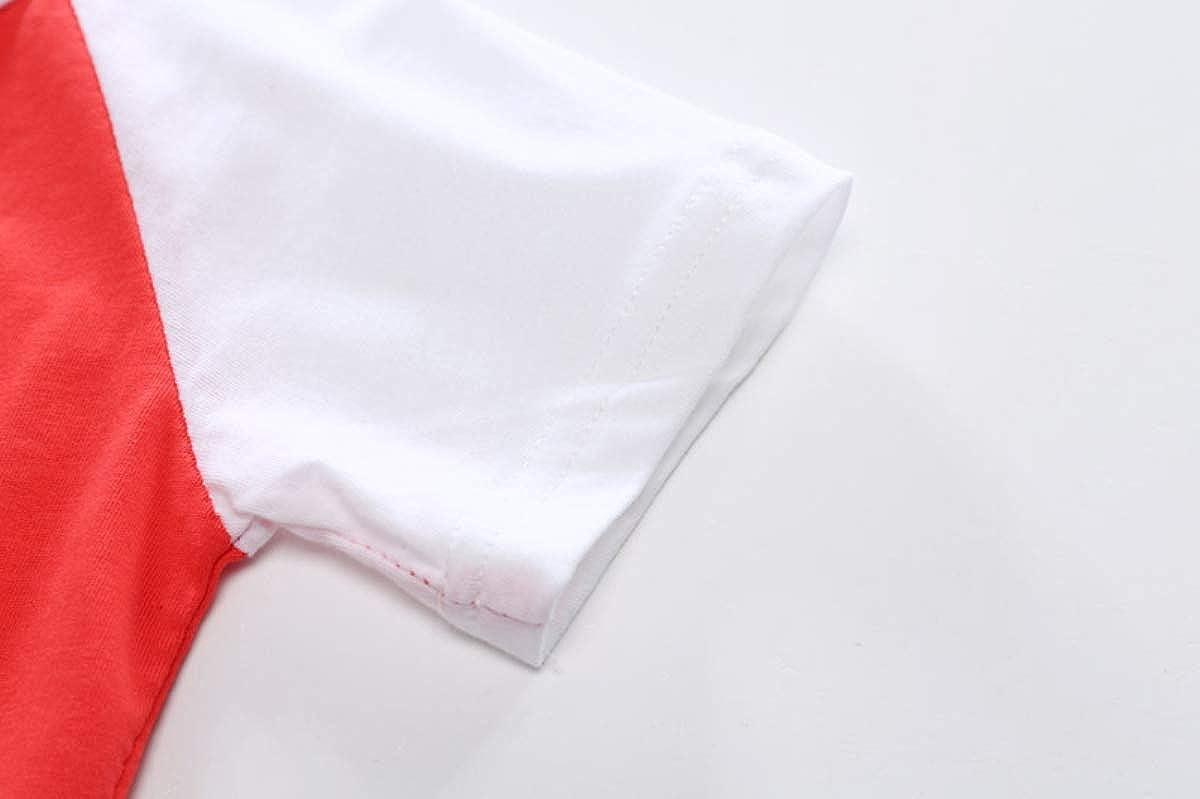NING Little Boys Short Pajamas Sets Toddler PJS Set Cotton Kids Sleepwears