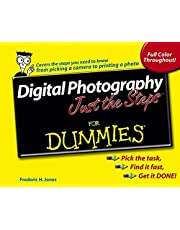 Digital Photography Just The Steps For Dummies