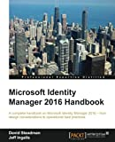 img - for Microsoft Identity Manager 2016 Handbook book / textbook / text book