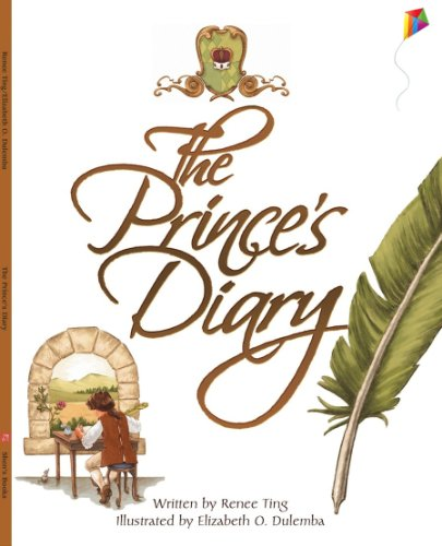 The Prince's Diary: Children's Book, Picture Book, Bedtime Stories Kindle Edition