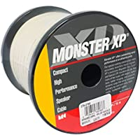 Monster XP 50-Ft. Navajo White Compact Speaker Cable