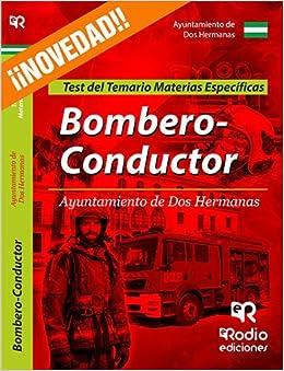 Bombero-Conductor del Ayuntamiento de Dos Hermanas. Test de ...