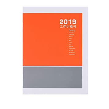 Amazon.com: GerTong 2019 Month to View Agenda Planner for ...