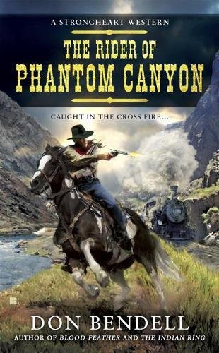 book cover of The Rider of the Phantom Canyon