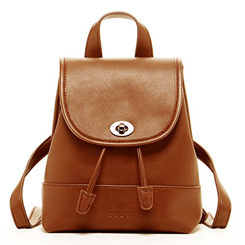 Black and Brown Backpack: Amazon.com