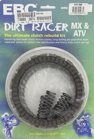 EBC Brakes DRC46 Dirt Racer Clutch
