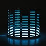 IMAGE 7016cm Blue LED Sound Music Activated