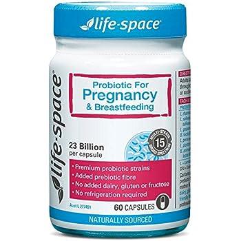 Amazon Com Mother S Select Probiotics For Pregnant