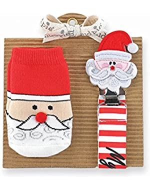 Santa Sock and Pacy Set