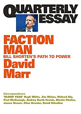 quarterly essay power shift Buy the quarterly essay 68 without america: australia in the new asia ebook  hugh white is the author of the china choice and quarterly essay 39, power shift.