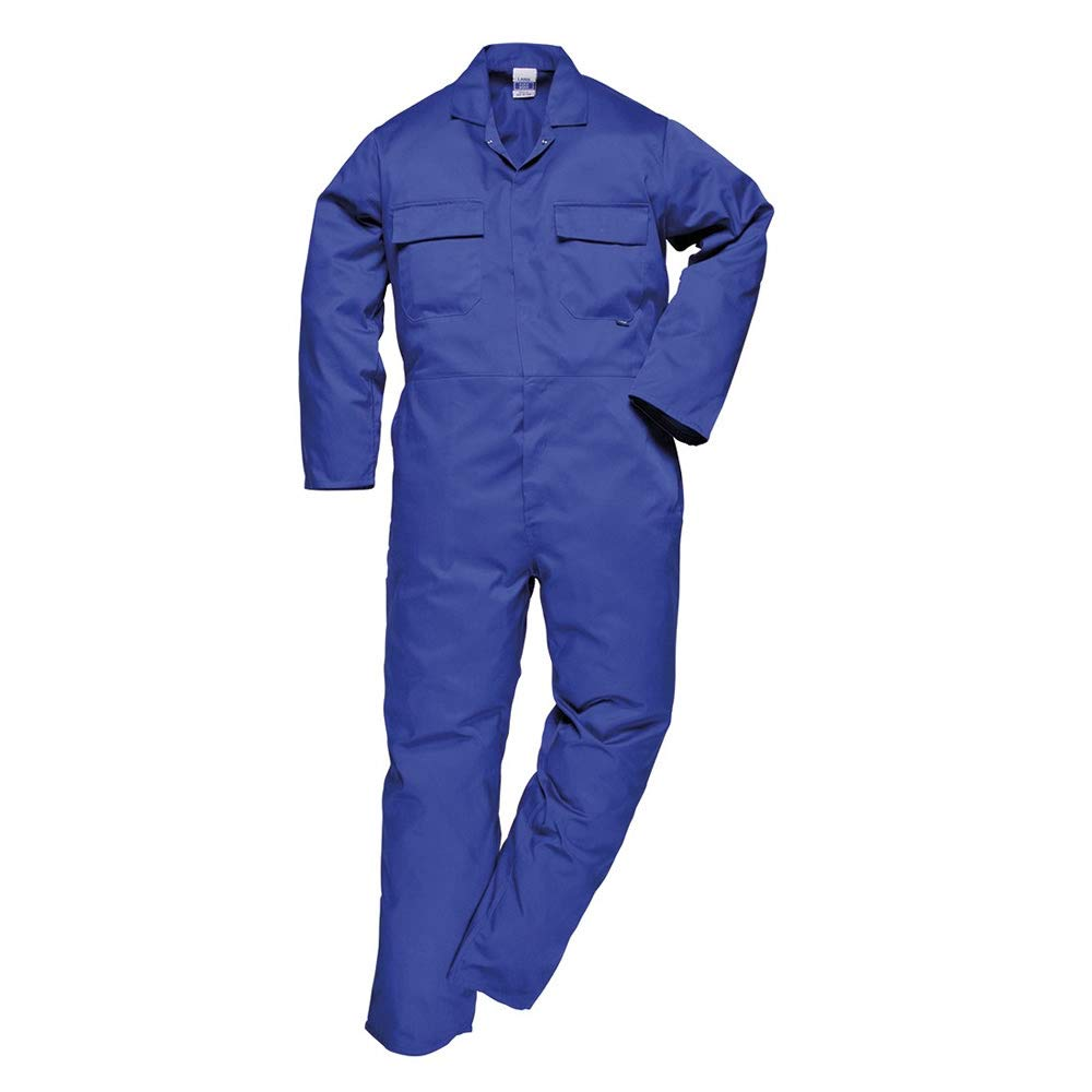 Navy Regular Size: X-Small Portwest S999NARXS Euro Work Polycotton Coverall