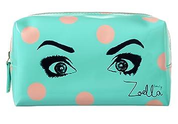 eb25bcb162 Zoella Beauty Eyes Make Up Bag   Cosmetics Bag   Pencil Case  Amazon ...