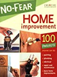 No-Fear Home Improvement, Editors of Creative Homeowner, 1580113680