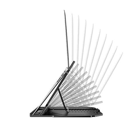 LIUQIAN Estante de enfriamiento para Laptop, Estante de ...