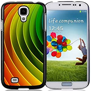 New Beautiful Custom Designed Cover Case For Samsung Galaxy S4 I9500 i337 M919 i545 r970 l720 With Rainbow Art Phone Case