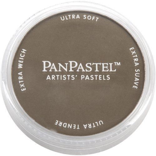 PanPastel Ultra Soft Artist Pastel, Raw Umber (Light Umber Raw)