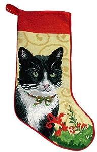 Amazon.com: Exclusive for Us! Black & White Shorthair Cat