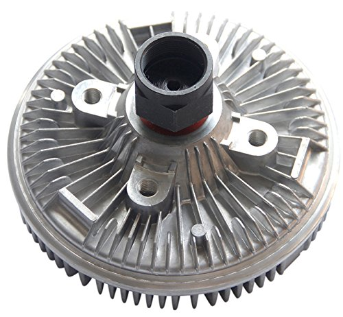 - TOPAZ 2786 Engine Cooling Fan Clutch for 96-11 Cadillac Chevrolet GMC Oldsmobile 4.3 4.8L 5.3L 5.7L 6.0L