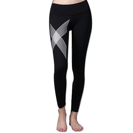 GZZ Pantalones de compresión de Primavera y Verano ...