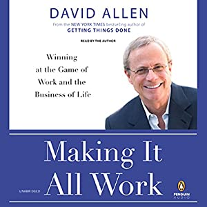 Making It All Work Audiobook