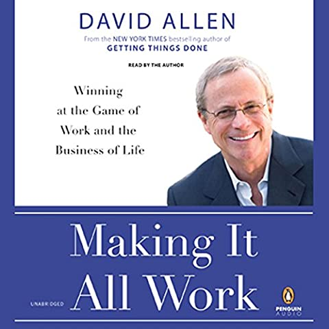 Making It All Work (David Allen Audio)