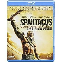 Spartacus: Gods of the Arena (Bilingual) BD