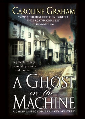 Book cover for A Ghost in the Machine