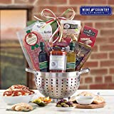 Italian Classic Gift Basket-Wonderful Housewarming Gift