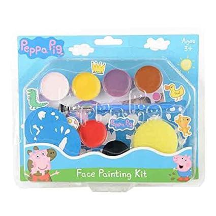 Amazon Com Fab Peppa Pig Face Painting Kit