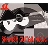 Spanish Guitar Music: The Absolutely Essential 3CD Collection