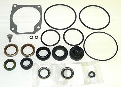 Johnson Evinrude Lower Unit Seal Kit 40 Hp 1989-Up WSM 446-104 OEM# 0433550 by Pwc Engine