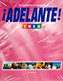 Â¡Adelante! Tres : With Supersite Passcode, Blanco, Jose A., 1600076130