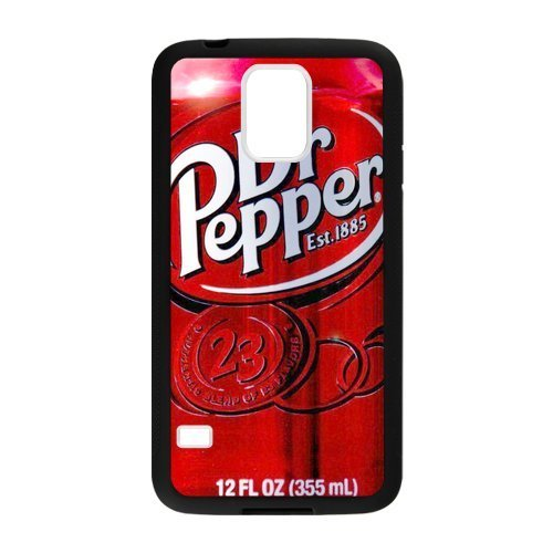 Dr Pepper Bottle Drink Custom Phone Case for Samsung Galaxy S5