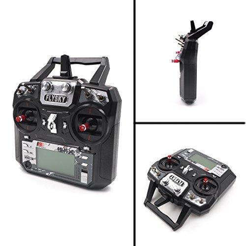 Flysky FS-i6X 10CH 2.4GHz AFHDS RC Transmitter w/ FS-iA6B Receiver by Flysky (Image #2)