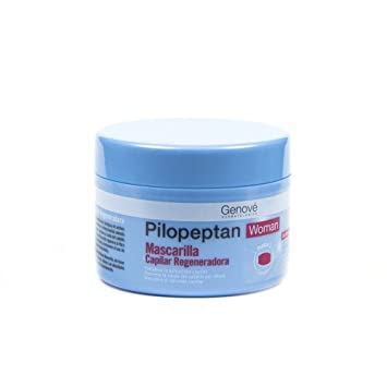 Amazon.com: Genové Pilopeptan Woman Regenerative Hair Mask 200ml - Repairs, Nourishes and Softens Hair - Hair Loss Treatment: Beauty