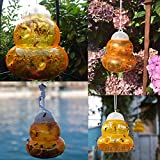 Wasp Trap,2 Pack Wasp Traps for Outdoors,Bee