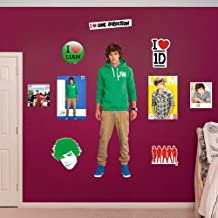 Fathead 1103-00005 Wall Decal, One Direction Liam Payne RealBig