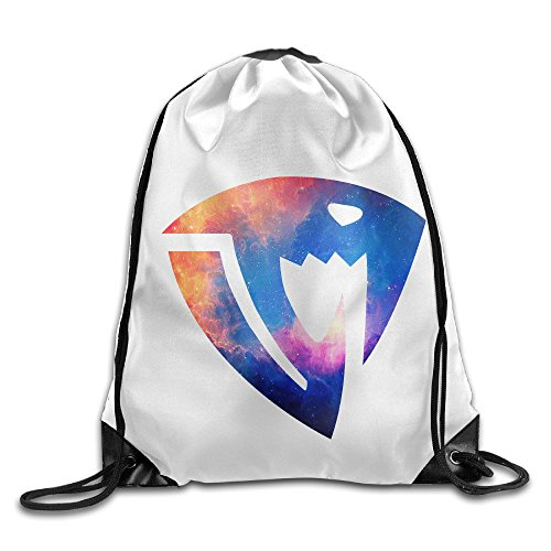 Texhood Saber Tooth Logo Personality Ditty Bag One Size