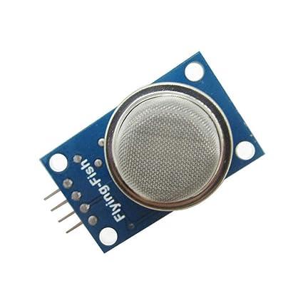 MQ2 MQ一2 Humo LPG Módulo Detector de Sensor de Gas de hidrógeno y Gas