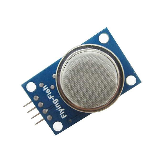 MQ2 MQ一2 Humo LPG Módulo Detector de Sensor de Gas de hidrógeno y Gas butano DC 5V: Amazon.es: Bricolaje y herramientas