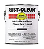 Rust-Oleum 1 gal. Interior/Exterior Primer Covers 310 to 520 sq. ft./gal, Gray - 1060402